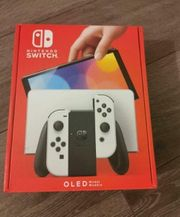 Nintendo Switch OLED Weiß Neu