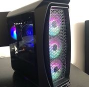Gaming PC i5 AMD Asus