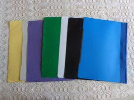 Büromaterial - Schnellhefter gebraucht unsortiert Kunststoff 7
