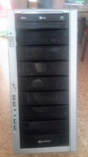 Gehäuse für PC Rechner
