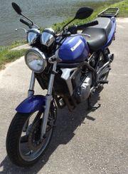 Kawasaki ohne Tüv an Bastler