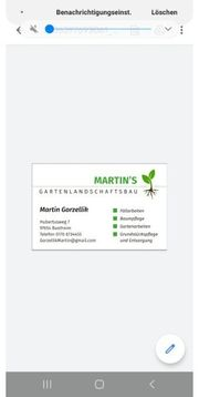 Martin s Gartenlandschaftsbau