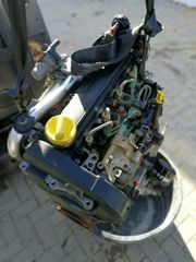 Motor Renault Fluence Megane Scenic