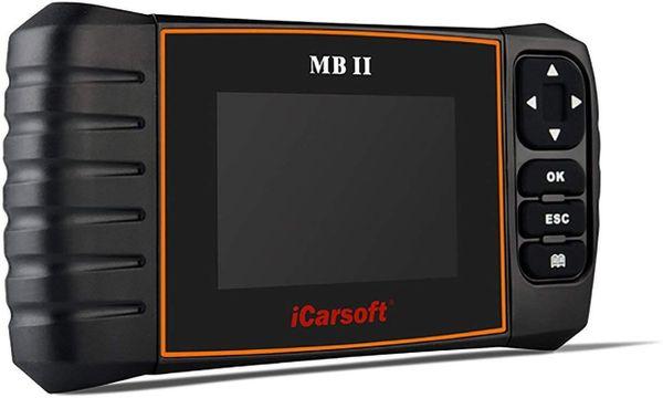 iCarsoft MB II OBD2 Diagnosegerät