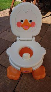 Kinder-WC Töpfchen Fisher-Price T6211