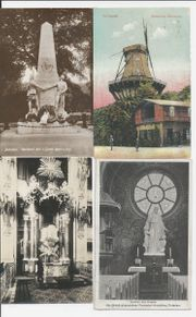 Postkarten Potsdam 1918
