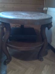 Eiche-Tisch aus Herrenzimmer- Zeitraum ca 1900