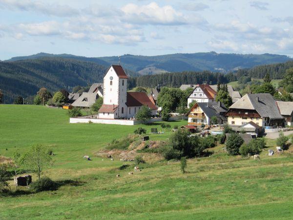 Schwarzwald Ferienwohnung Berg-Oase Nähe Titisee