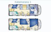 Wohnmobil Katamarano 1 6 Betten