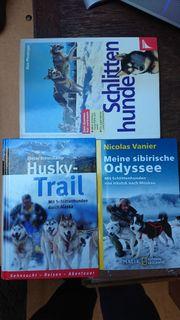 3 Husky Bücher