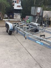 Bootstrailer Techau 3500 Kg