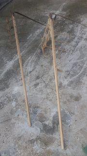 2 Haferrechen 3 Holzrechen 2