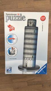Ravensburger 3D Puzzle Schiefer Turm