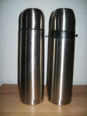 2 Thermoskannen zu verschenken