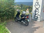 Motorroller für Bastler zu verkaufen