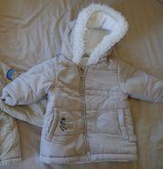 Annorak Winterjacke dicke Jacke Größe