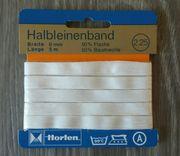 Halbleinenband