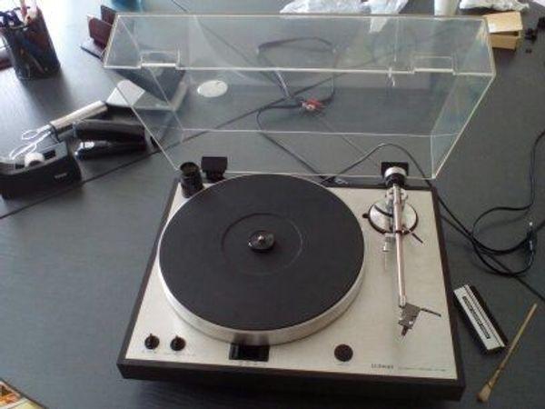 Plattenspieler Luxman PD 289 Ortofon