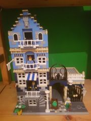 LEGO Factory Market Street 10190