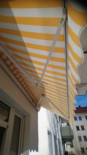 Balkonmarkiese