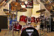 Inventar aus Studio für Drums
