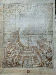 Deckenfresko 16Jahr Ceiling Fresco Drawing