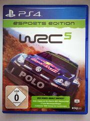 WRC 5 eSports Edition PS4