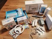 Wii Console Zubehör Spiele