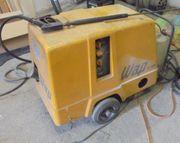 Dampfstrahler WAP C750 defekt