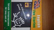 English Fun Stories CD-ROM OVP
