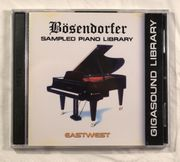 Bösendorfer SAMPLED PIANO LIBRARY