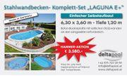 AKTION - Swimmingpool Laguna E NEU