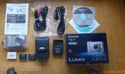 Panasonic TZ7 Lumix mit Leica
