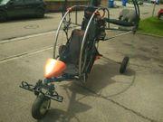 Condor Trike Doppelsitzer Motorschirm