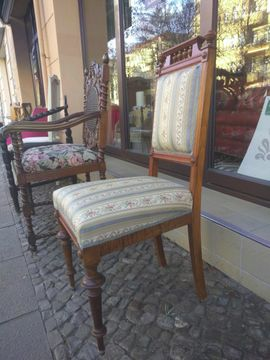 Sonstige Möbel antiquarisch - Gründerzeit - Stuhl