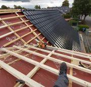 Dachrinnen Dachreparature Spengler Carport Garagen