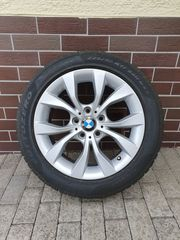 BMW X1 Winterkompletträder auf Alufelge