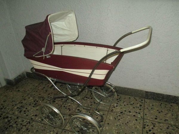Vintage - Retro Puppenwagen