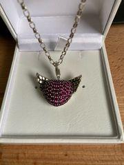 Thomas Sabo Halskette mit Herz