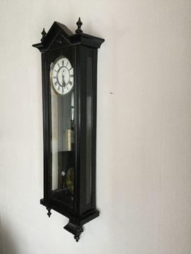 Uhren - Pendeluhr Antikregulator um 1870