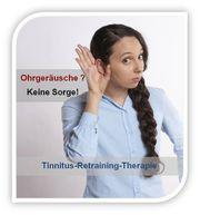 Ohrgeräusche Tinnitus Jetzt kostenlose Erstberatung