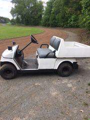 Golfcar mit Ladefläche gebraucht