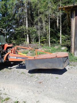 Fahr Heckmähwerk: Kleinanzeigen aus Doren - Rubrik Traktoren, Landwirtschaftliche Fahrzeuge