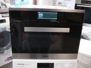 MIELE Kombidampfgarer mit Mikrowelle DGM6800
