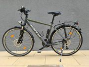 Carver Premium Alu-Cityrad Trekkingrad 28