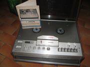 Tonbandgerät Phillips 4407 nicht funk
