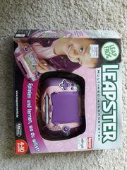 Leapster Spielcomputer