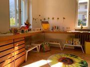 Montessori Spielhaus mit Spielgruppe und