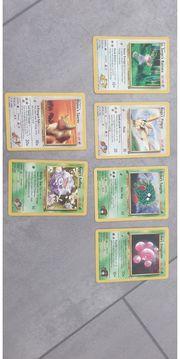 Pokemon Trainer Karten