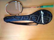Badmintonschläger von Babolat